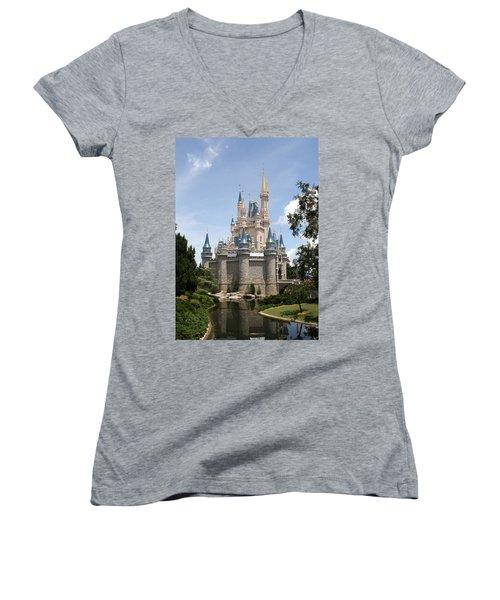 Magic In The Sunshine Women's V-Neck T-Shirt