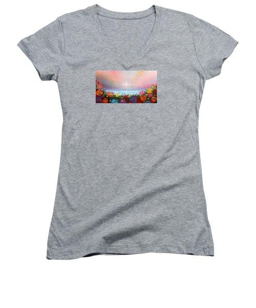 Marflo 3 Women's V-Neck T-Shirt