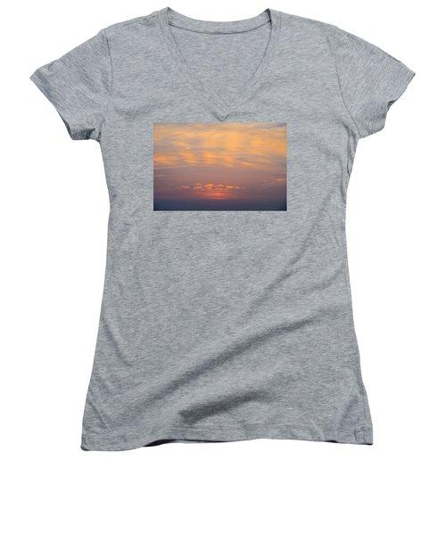 Margie's Miracle  Women's V-Neck T-Shirt