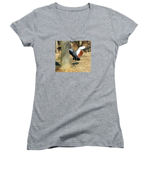 May I Have This Dance? Women's V-Neck T-Shirt