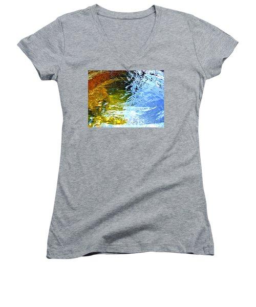 Mermaids Den Women's V-Neck T-Shirt