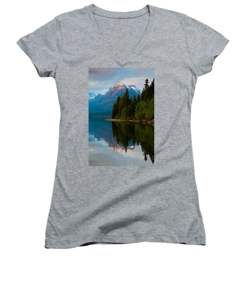 Mount Cannon Women's V-Neck