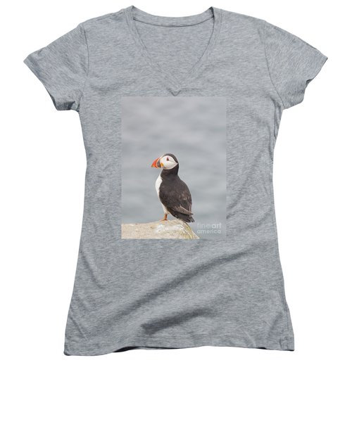 My Feathered Friend Women's V-Neck (Athletic Fit)