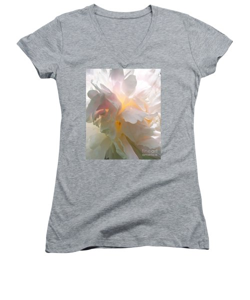My Georgia O'keeffe Women's V-Neck T-Shirt