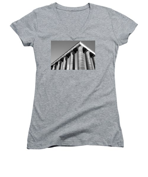 National Monument Women's V-Neck
