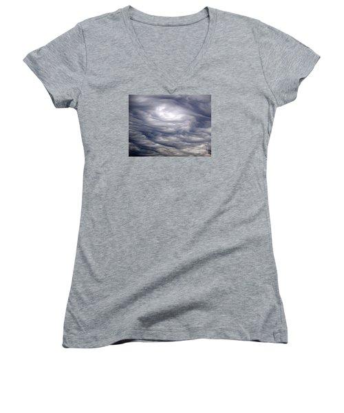 Natural Beauty 1 Women's V-Neck T-Shirt