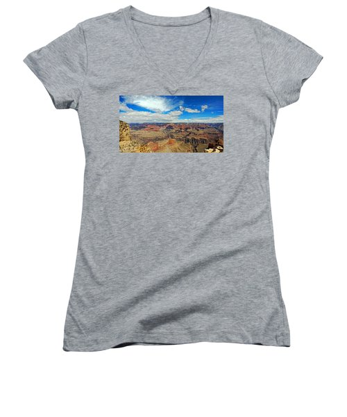 Near Perfect Day Women's V-Neck T-Shirt