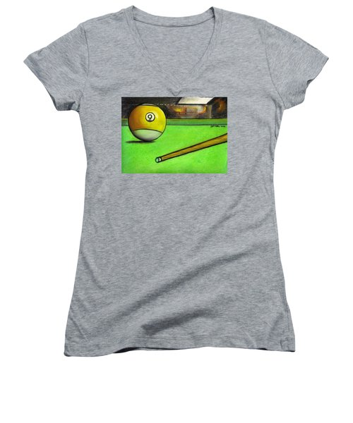 Night Out Women's V-Neck