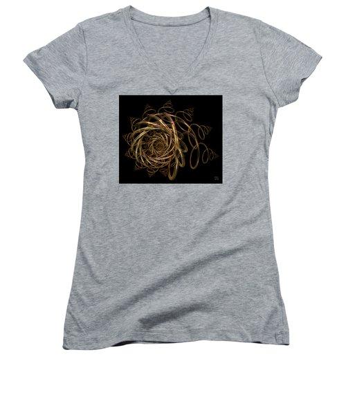 Nightfall Women's V-Neck T-Shirt