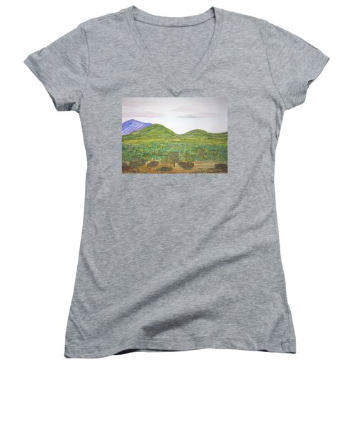 Nm Hills Women's V-Neck T-Shirt