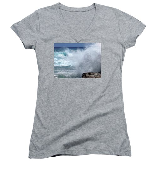 Ocean Spray Women's V-Neck T-Shirt