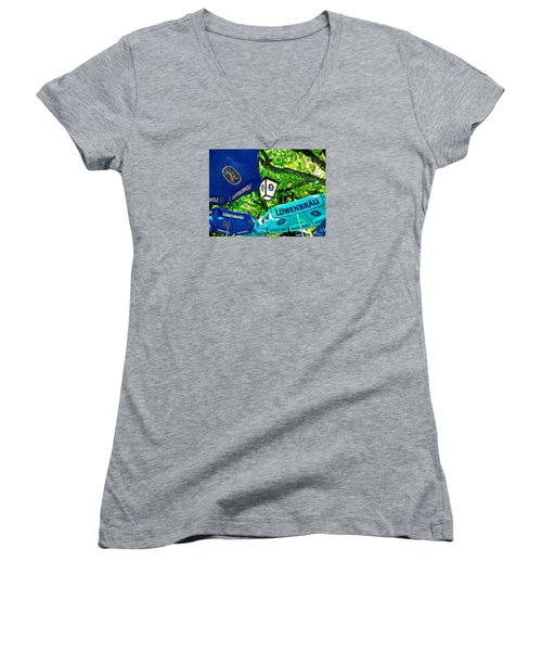 Oktoberfest Women's V-Neck T-Shirt