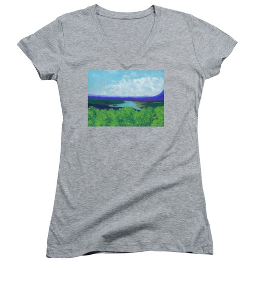Olana Overlook Women's V-Neck