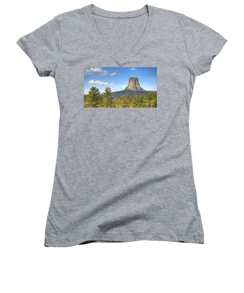 Old As The Hills Women's V-Neck