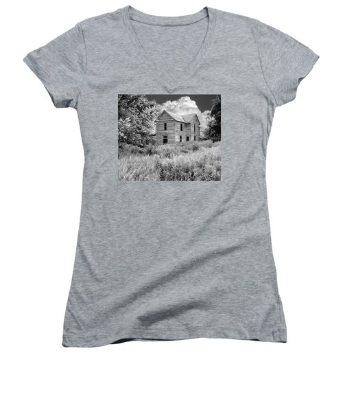 Once Called Home Women's V-Neck (Athletic Fit)