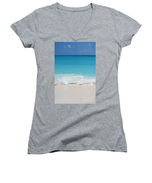 Open Waters Women's V-Neck (Athletic Fit)