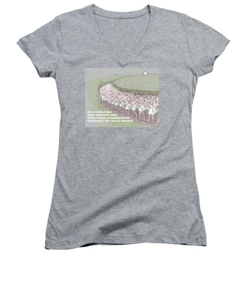Page 88 Feral Coots Women's V-Neck