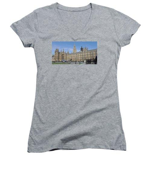 Palace Of Westminster Women's V-Neck