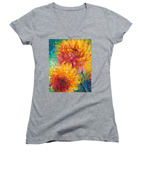 Passion Women's V-Neck
