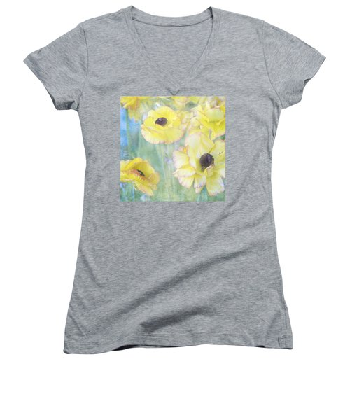 Pastel Perfection Women's V-Neck