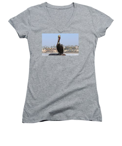 Pelican  Women's V-Neck