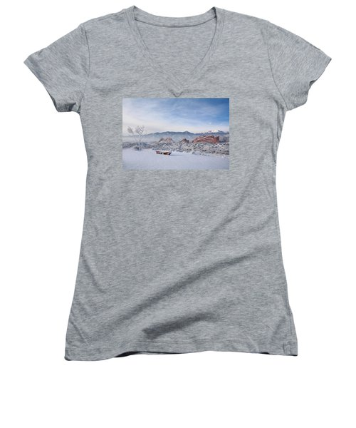 Perfect View Women's V-Neck (Athletic Fit)