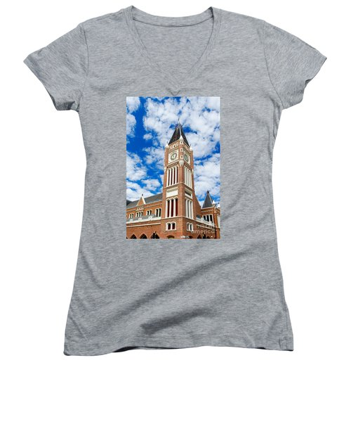 Perth Town Hall Women's V-Neck