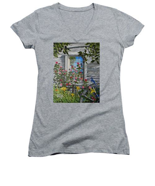 Precious Reflections Women's V-Neck (Athletic Fit)