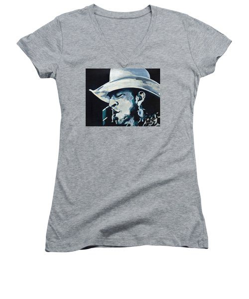 Stevie Ray Vaughan - Pride And Joy Women's V-Neck
