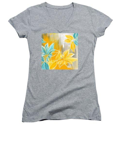Pure Radiance Women's V-Neck T-Shirt