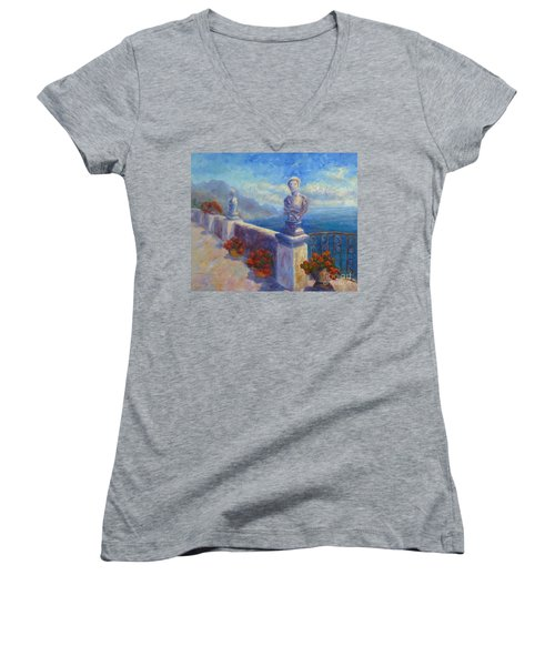 Ravello View Women's V-Neck