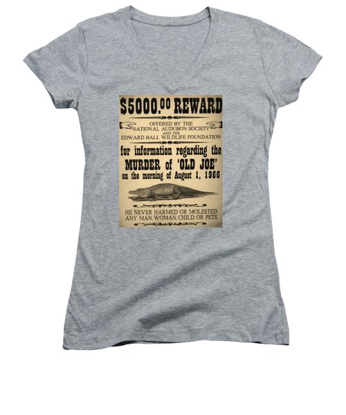 Reward Women's V-Neck T-Shirt