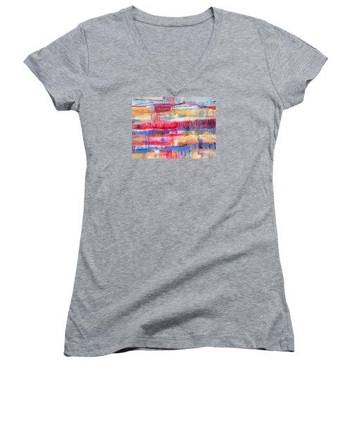 Road Trip Women's V-Neck T-Shirt