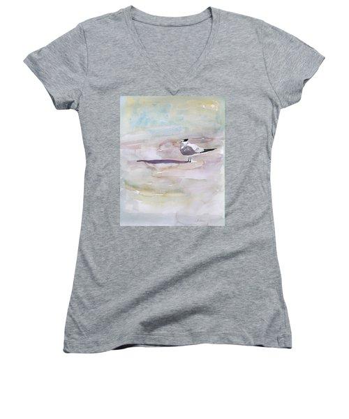 Royal Tern  Women's V-Neck