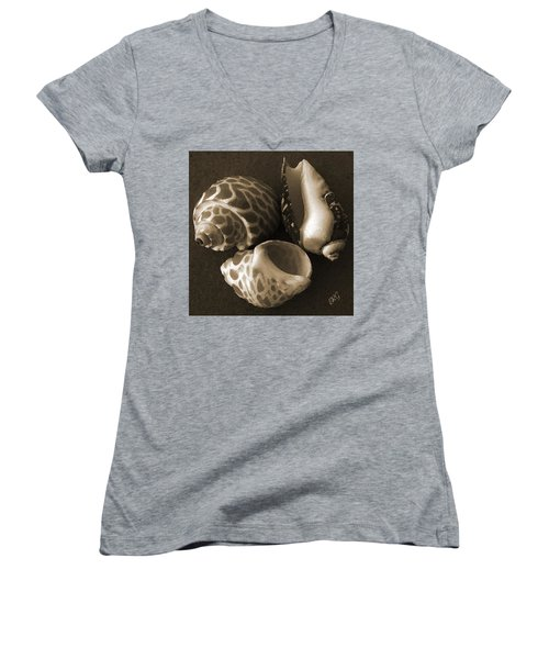 Seashells Spectacular No 1 Women's V-Neck