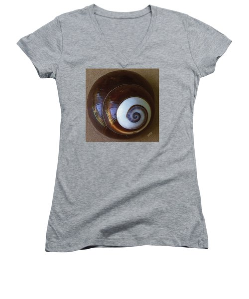Seashells Spectacular No 26 Women's V-Neck