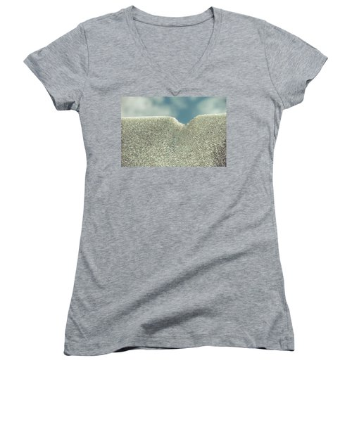 Shattered Summer Day Women's V-Neck