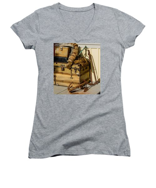Shipping Out Women's V-Neck