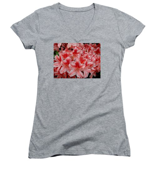 Simply Azaleas Women's V-Neck