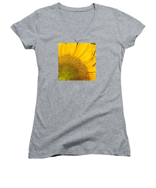 Slice Of Sunshine Women's V-Neck (Athletic Fit)