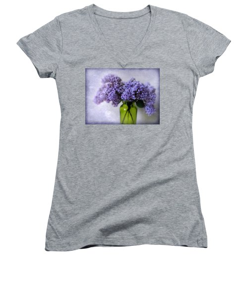 Soft Spoken Women's V-Neck