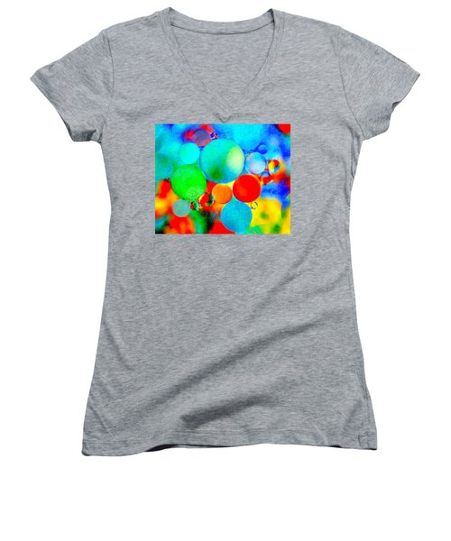Something Out Of Nothing Women's V-Neck T-Shirt