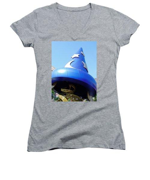 Sorcery Women's V-Neck T-Shirt