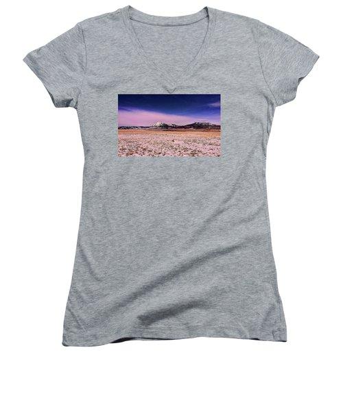 Southern Colorado Mountains Women's V-Neck