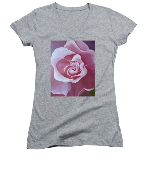 Spanish Beauty 2 Women's V-Neck T-Shirt