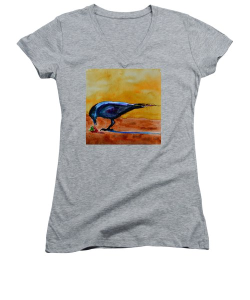 Special Treat Women's V-Neck (Athletic Fit)