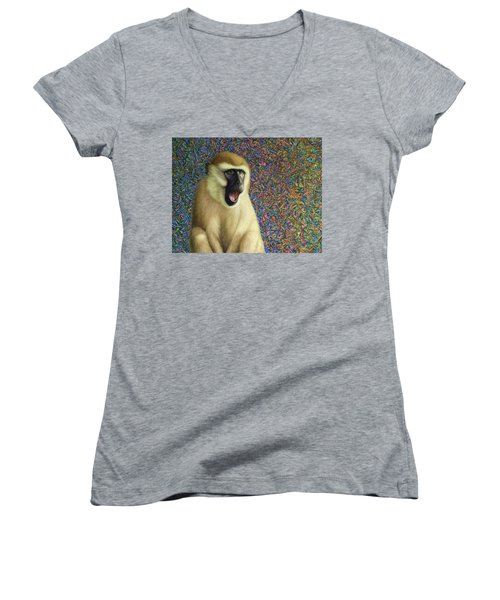Speechless Women's V-Neck T-Shirt