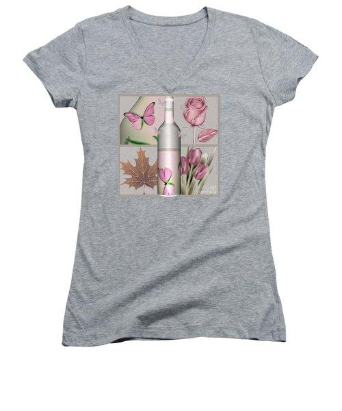 Spring Fever Women's V-Neck T-Shirt