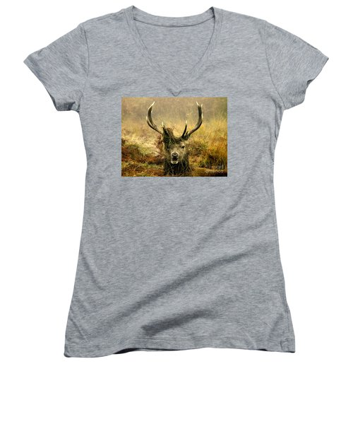 Stag Party The Series. One More For The Road Women's V-Neck T-Shirt