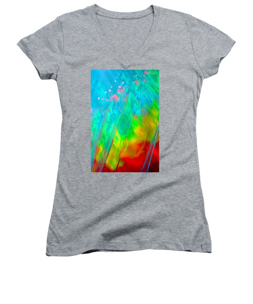 Stir It Up Women's V-Neck T-Shirt